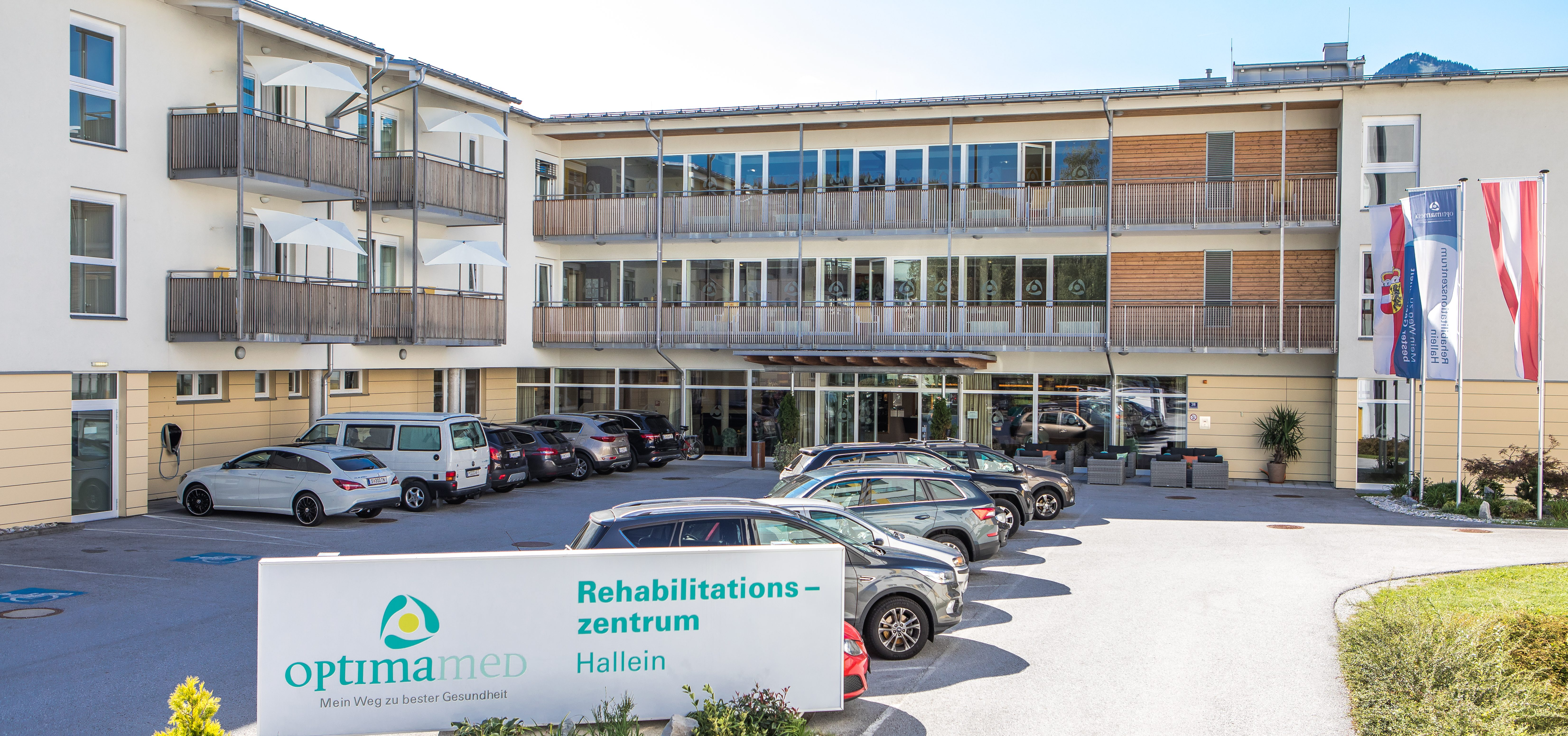 OptimaMed Rehazentrum Hallein