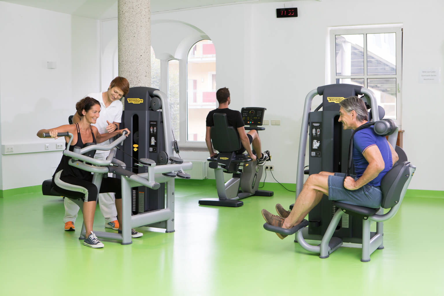 OptimaMed Bad Wimsbach Fitness