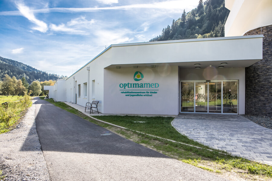 OptimaMed Kinder-Reha Wildbad