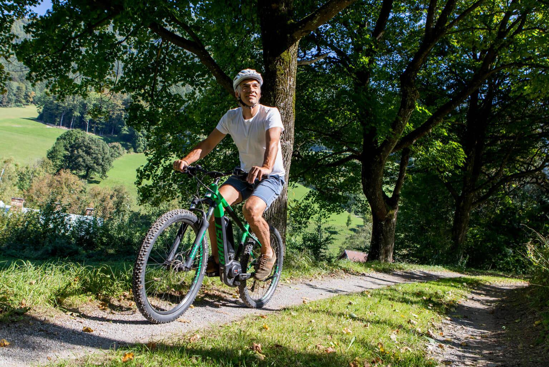 OptimaMed Salzerbad Radfahren