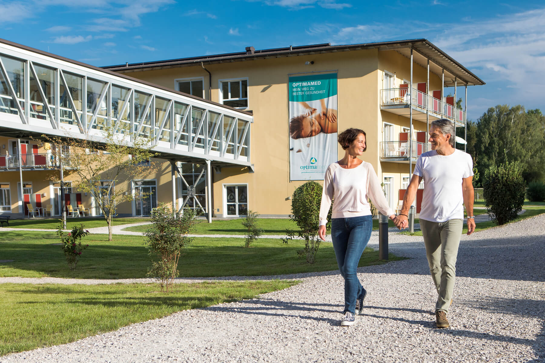 Rehabilitation in Bad Wimsbach