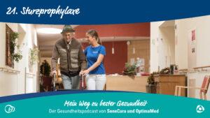 Sturzprophylaxe: So bleibt das Zuhause für Pflegebedürftige sicher