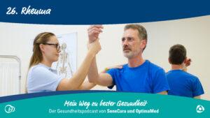Rheuma – (k)eine Krankheit für das hohe Alter