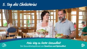 Tag des Cholesterins – Wie habe ich meinen Cholesterinspiegel im Griff?