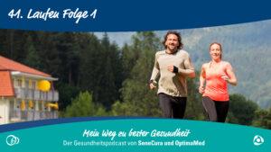 Laufen für Einsteigerinnen und Einsteiger – eine Motivationshilfe