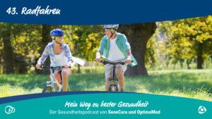 Radfahren – der perfekte Sport für ältere Menschen